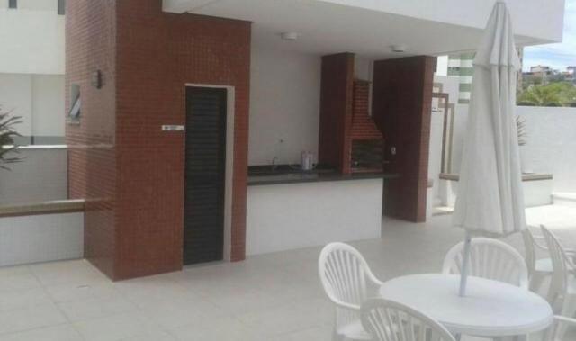 Apartamento no Imbuí - Condomínio Torre Madri - 2/4 com 1 Suíte - 59 m² - Varanda - 1 Vaga - Foto 9