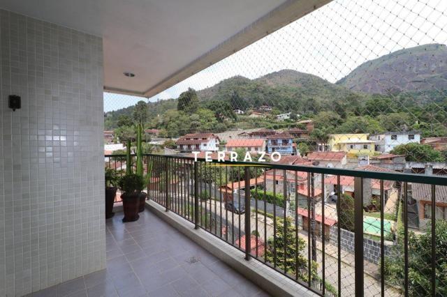 Apartamento com 2 dormitórios à venda, 68 m² por R$ 470.000,00 - Alto - Teresópolis/RJ - Foto 2