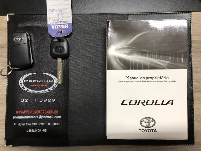 COROLLA 2017/2018 1.8 GLI UPPER 16V FLEX 4P AUTOMÁTICO - Foto 13