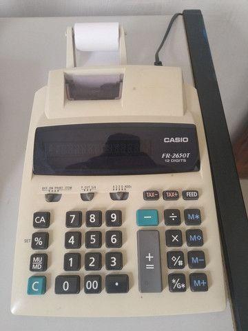2 Calculadora com impressão