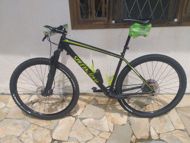 BIKE MTB  Specialized Epic HT 2017 Quadro 19