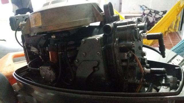 Barco Inflável Flexboat SR 12 motor Yamaha 40hp - Foto 6
