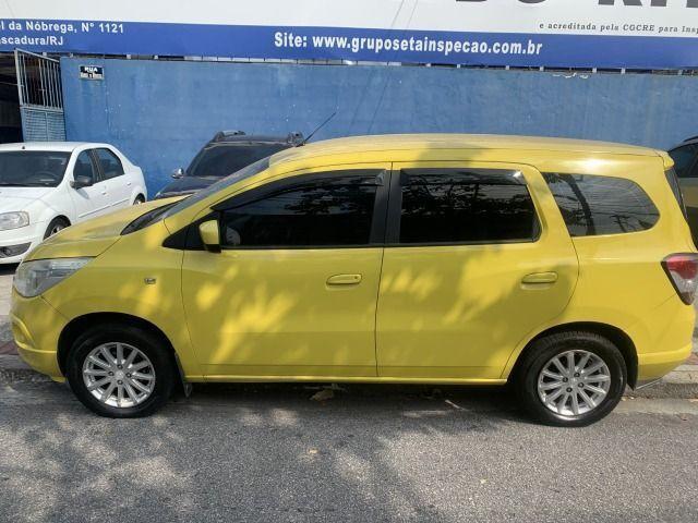 Spin 1.8 ex taxi completa+gnv, aprovação imediata, sem comprovação de renda!!!