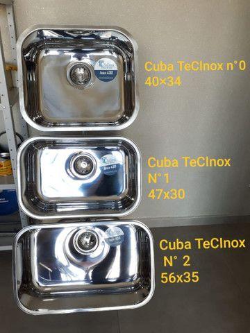 Cubas em aço Inox - Preço de Distribuidora