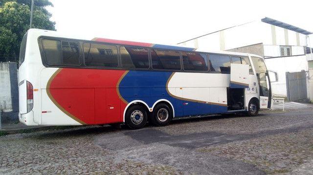 Busscar JumBuss 380 2000 B10M - Foto 4