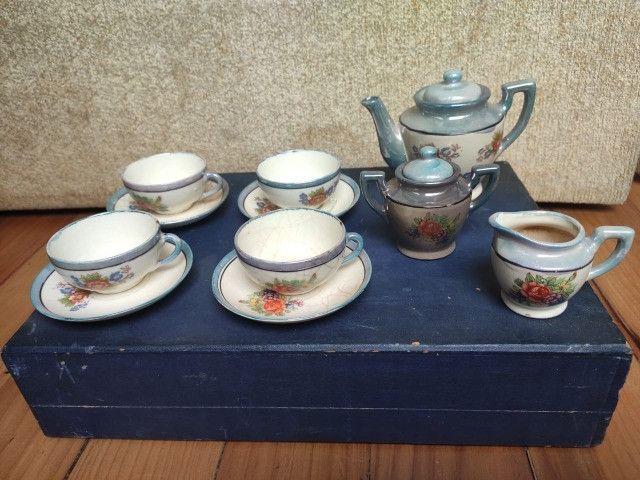 2 Jogos de xícaras de chá Japonesas com Bules - Foto 4