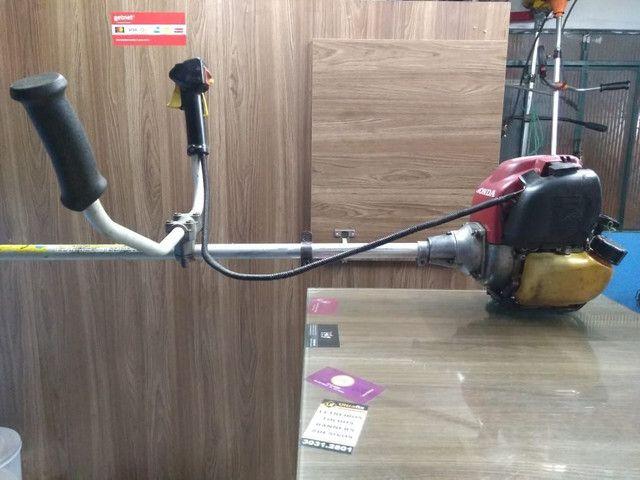 Roçadeira Honda 4 tempos - Foto 4