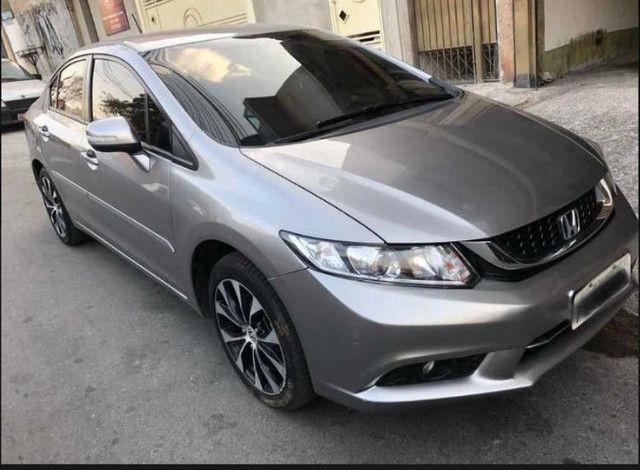 Honda civic 2,0 lxr flex aut.4p - Foto 2