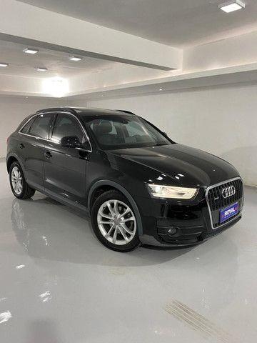 Audi Q3 Quattro 2014 Blindada!