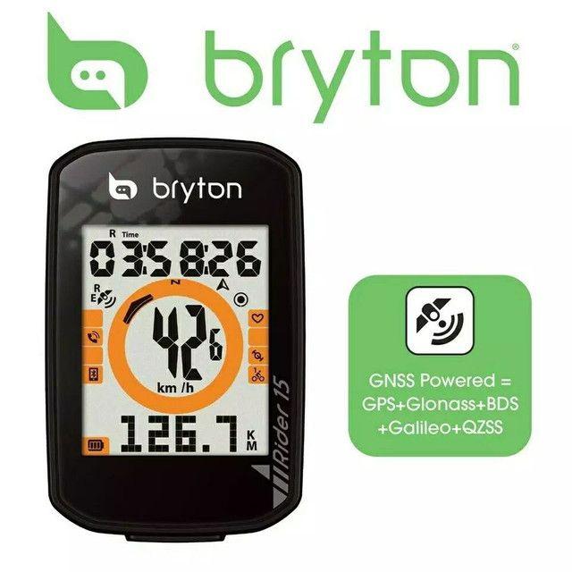 Gps ciclismo Bryton 15e Novo (Garmin, atrio)
