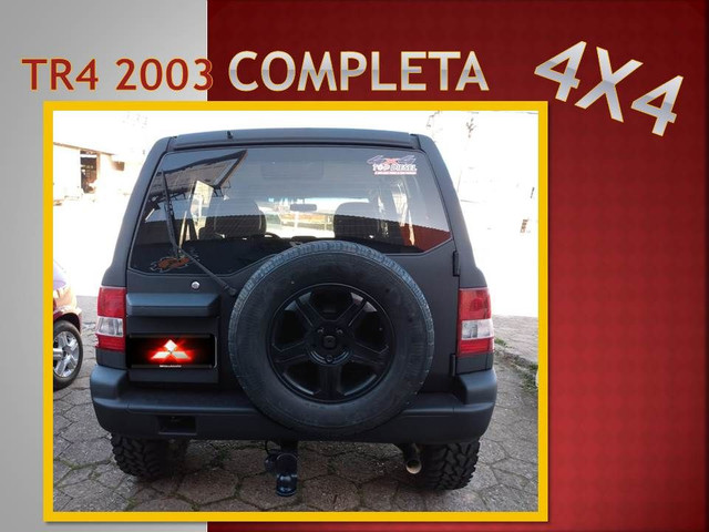 Tr4 2003 4x4 - Foto 13