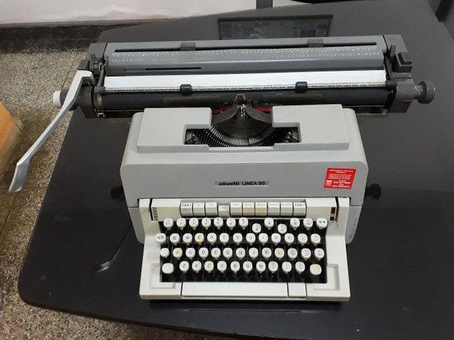 Máquinas de Escrever e Calculadoras  - Foto 5