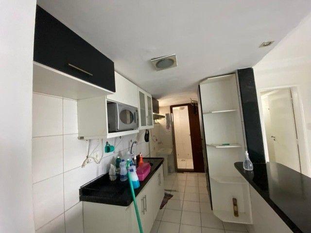 Alugo excelente apto. com 2 quartos e projetados na Areinha - Foto 4