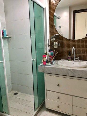 Apartamento com 3/4 completo de armários na ponta verde  - Foto 11