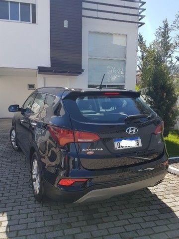Hyundai Santa Fé 3.3 V6 2019 - Foto 2