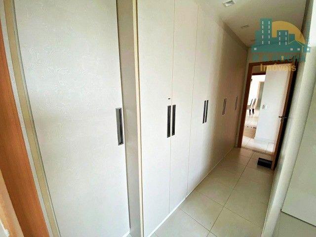 Authentic Recife - 3 Suítes (1 suíte master) - 140m² - Andar Alto - 3 vagas cobertas - Foto 5