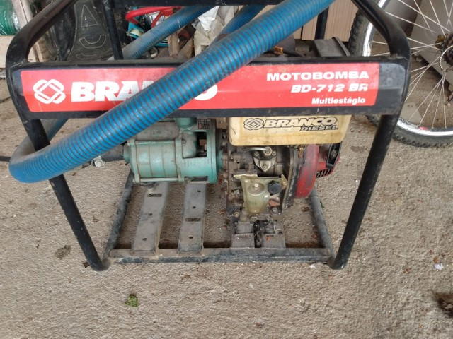 Motor bomba - Foto 2