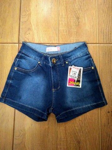 Bermuda fem jeans tamanho 40