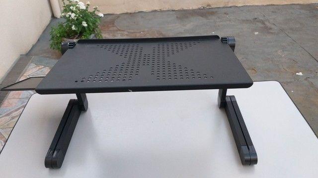 Mesa portátil para notebook  - Foto 3