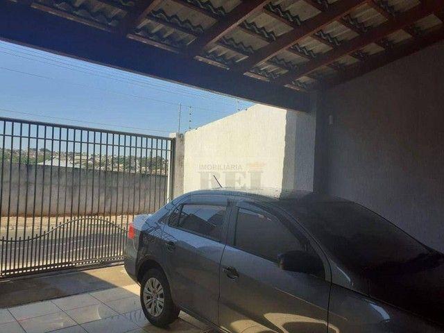 Casa com 4 dormitórios à venda, 225 m² por R$ 400.000,00 - Residencial Canaã - Rio Verde/G - Foto 2
