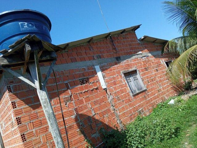 Casa de alvenaria preço negociável 20.000 - Foto 2