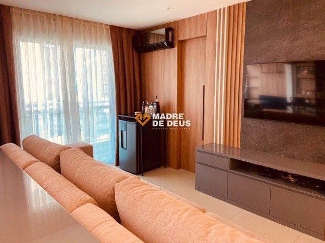 Excelente apartamento porteira fechada a duas quadras da Praia de Iracema - Foto 5