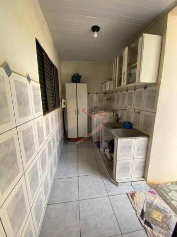 Casa na Av. Paraná com 4 quartos para alugar, 185 m² por R$ 2.500/mês - Jardim das Laranje - Foto 15
