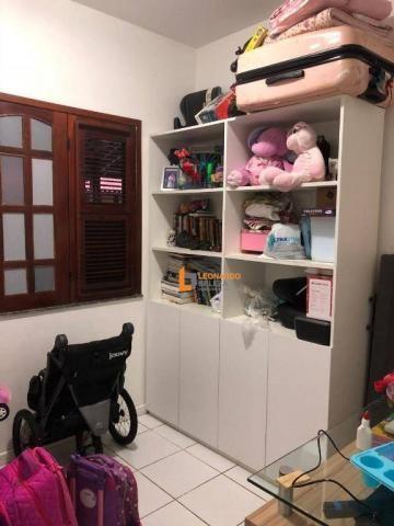 Casa Plana em Condomínio, 3 qtos à venda, 120 m² por R$ 260.000 - Lagoa Redonda - Fortalez - Foto 12