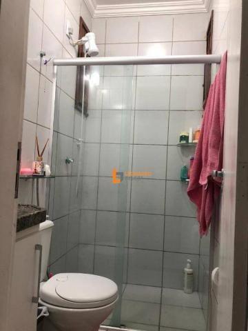 Casa Plana em Condomínio, 3 qtos à venda, 120 m² por R$ 260.000 - Lagoa Redonda - Fortalez - Foto 5