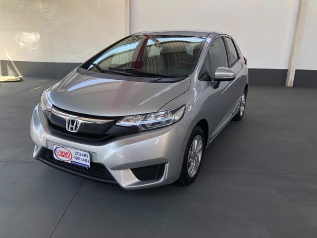 Honda Fit LX 1.5 Prata - Foto 2