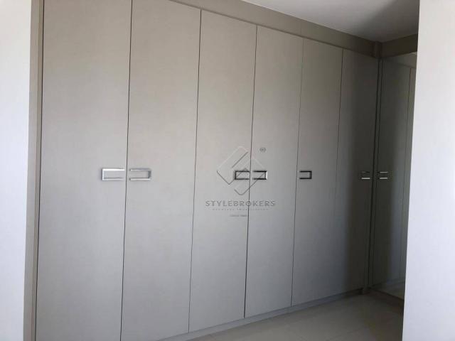 Apartamento com 3 dormitórios para alugar, 143 m² por R$ 4.200,00/mês - Jardim Aclimação - - Foto 8