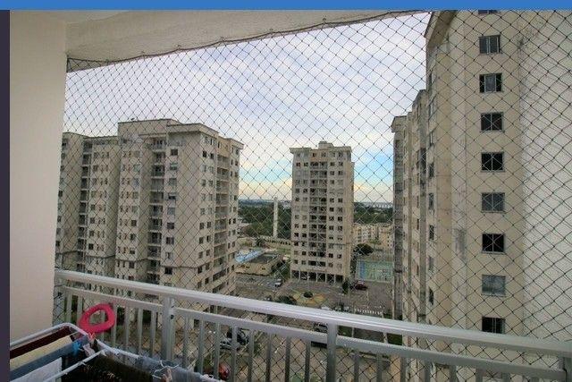 Ponta Negra Condomínio weekend Club Apartamento 3 Quartos - Foto 9