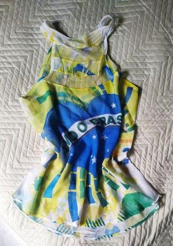 Camisa Feminina 38/40 - Leia a descrição! - Foto 3