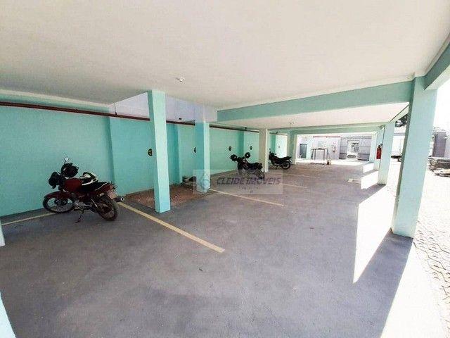 Apartamento com 2 dormitórios para alugar, 40 m² por R$ 1.250,00/mês - Boa Esperança - Cui - Foto 8