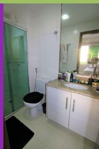 Ponta Negra Apartamento 3 Quartos Condomínio weekend Club - Foto 5