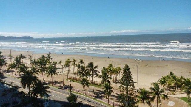 Aparatamento 03 dormitórios com 01 suíte, Vila Tupi, Praia Grande, com vista para o mar - Foto 17