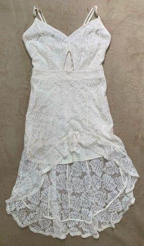 vestido mullet renda  - Foto 3