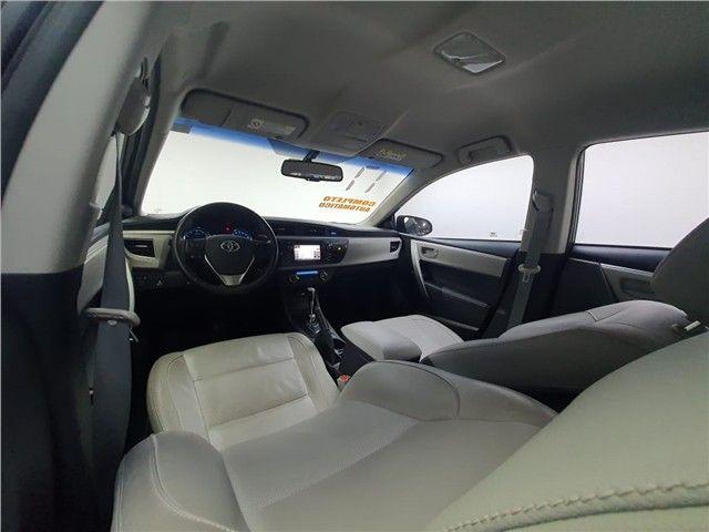 Toyota Corolla 2017 2.0 xei 16v flex 4p automático - Foto 12