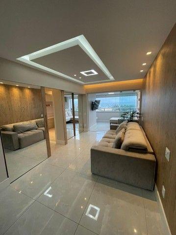 Colina A, apartamento 3/4,suíte,finamente decorado,vista mar,2 vagas - Foto 2