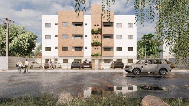 Ótimos apartamentos no Novo Geisel Gramame, com área de lazer!! - Foto 5