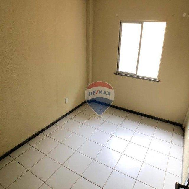 Apartamento com 2 dormitórios para alugar, 53 m² por R$ 790,00/mês - Edson Queiroz - Forta - Foto 14