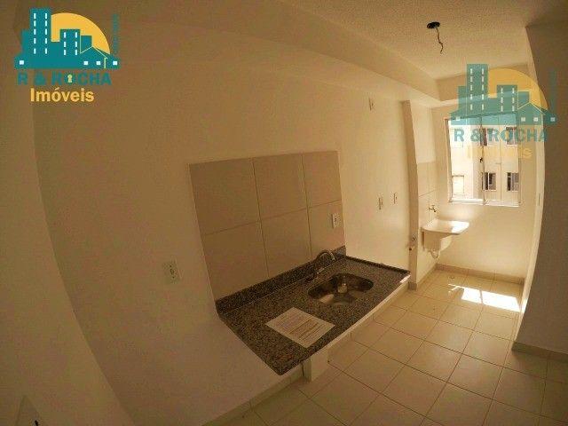 Condomínio Villa Jardim Lírio | Apartamento na Torquato com 2 quartos - 42m² - 1 vaga - Foto 2