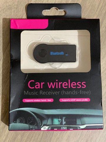 Adaptador de Bluetooth Para Carro Wireless