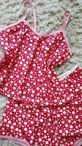 baby doll 100% algodão  - Foto 2