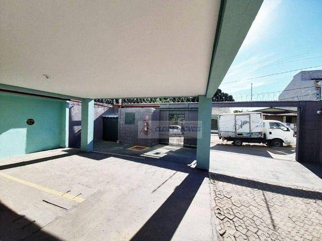 Apartamento com 2 dormitórios para alugar, 40 m² por R$ 1.250,00/mês - Boa Esperança - Cui - Foto 7