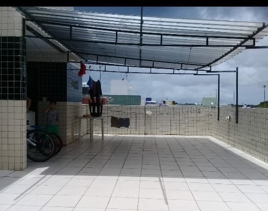 Cobertura no José Américo - 2 quartos - 150 m² com área externa - Foto 3