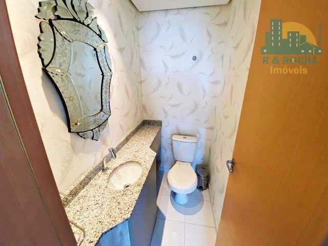 Authentic Recife - 3 Suítes (1 suíte master) - 140m² - Andar Alto - 3 vagas cobertas - Foto 7