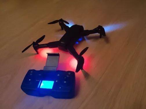 Drone L900 Pro com Gps alcance de 1.200 - até 12x sem juros, frete grátis - MG - Foto 6