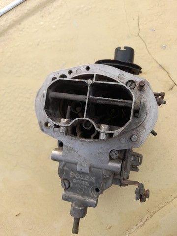 Carburador opala 6cc solex h34 álcool  - Foto 6