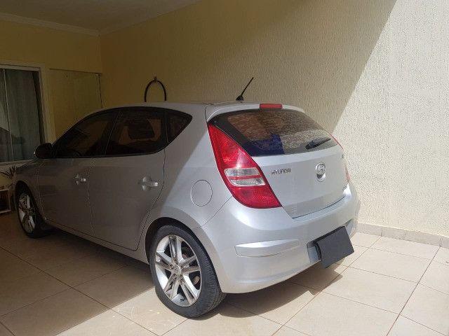 Hyundai I30 2010/2011, automatico, prata, KM 164700 - Foto 4
